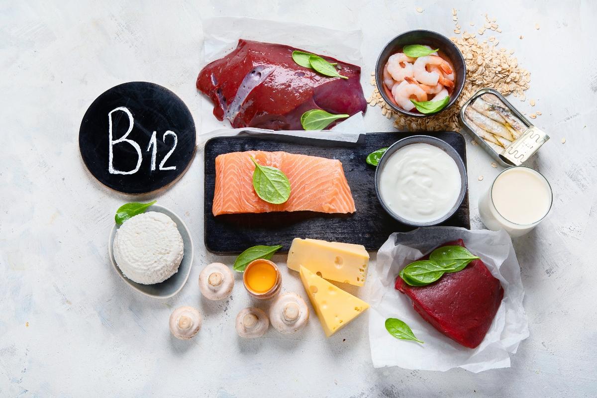 vitamina B12: ricette