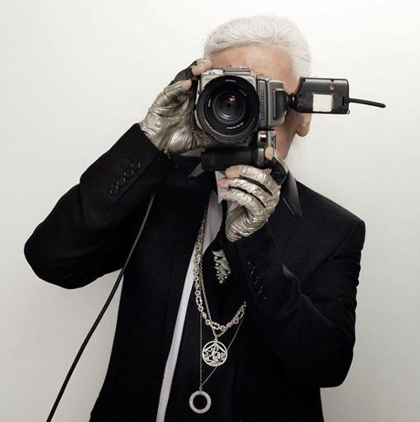 Karl Lagerfeld: battute famose