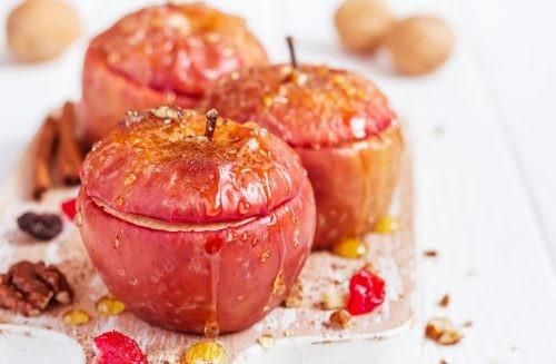 cestini di mele