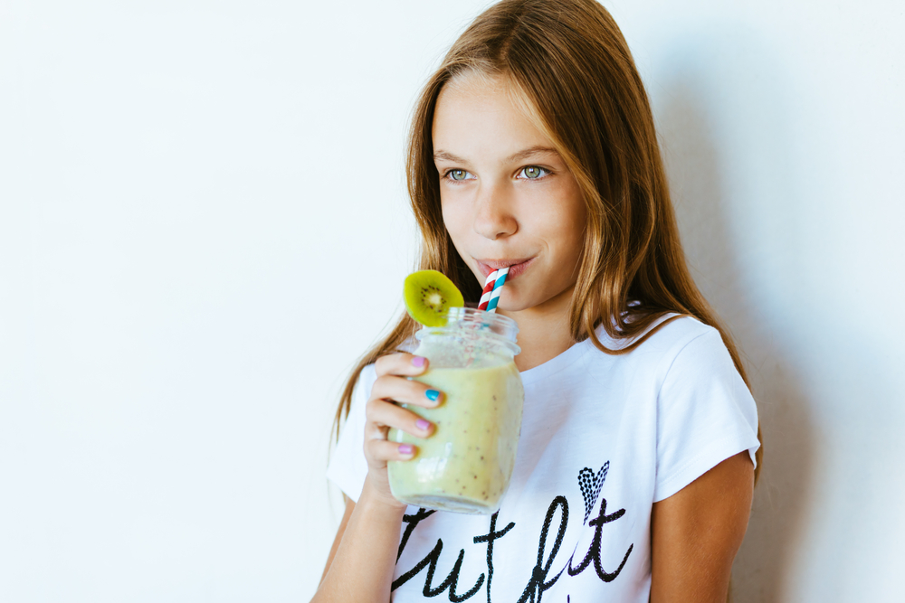 ciclo mestruale nell' adolescenza: mangiare sano