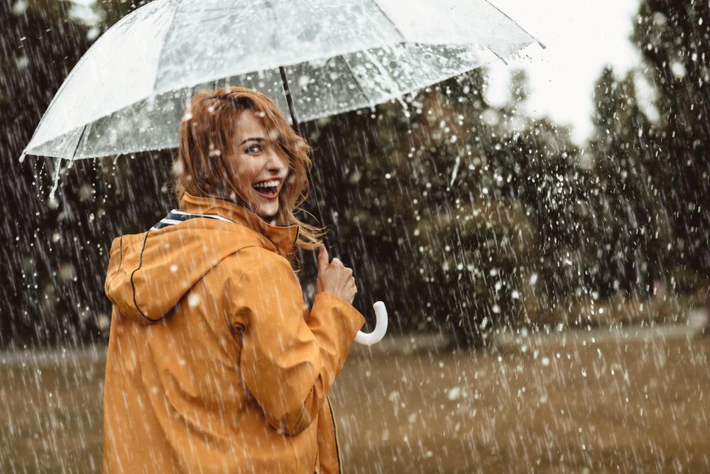combattere la depressione: rimani positivo