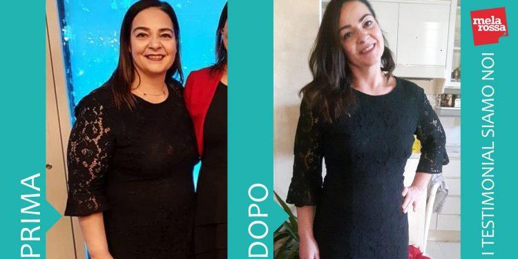 dieta melarossa carla 21 kg