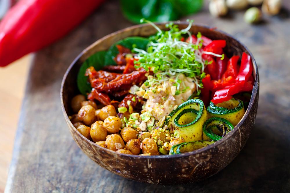 dieta vegetariana ricette