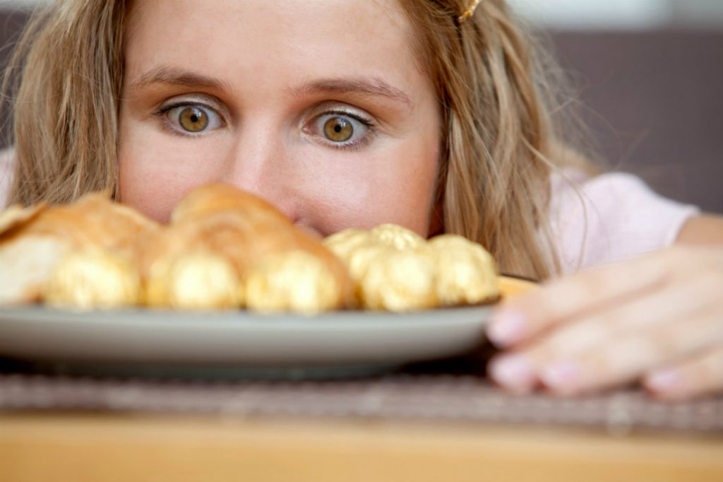 fame nervosa, come controllare il desiderio