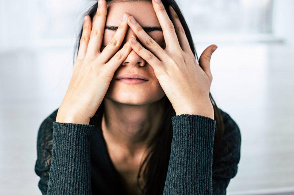 fame nervosa e stress
