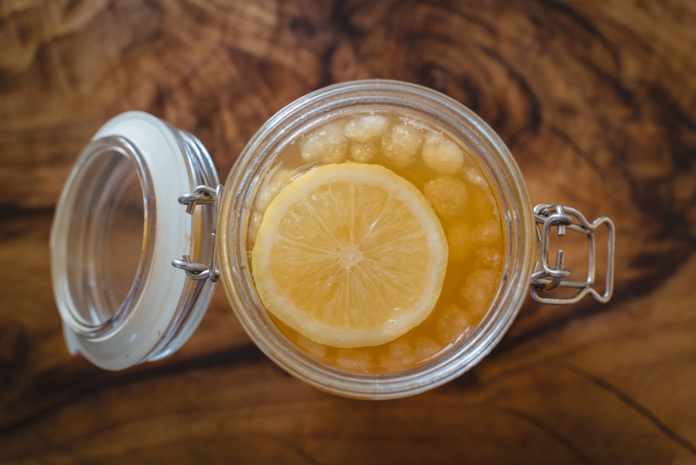 kefir d'acqua la ricetta da fare in casa