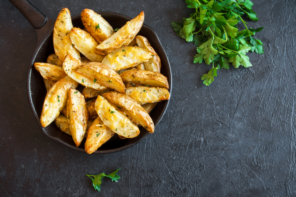 microonde: non cuocere le patate