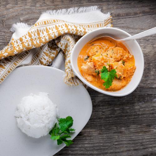 ricetta pollo al cocco