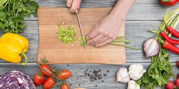 principali tagli delle verdure