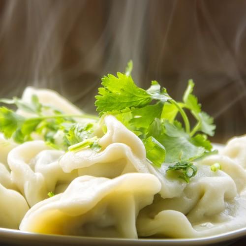 ricetta ravioli cinesi