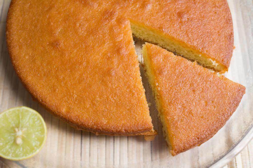 torta al limone senza glutine