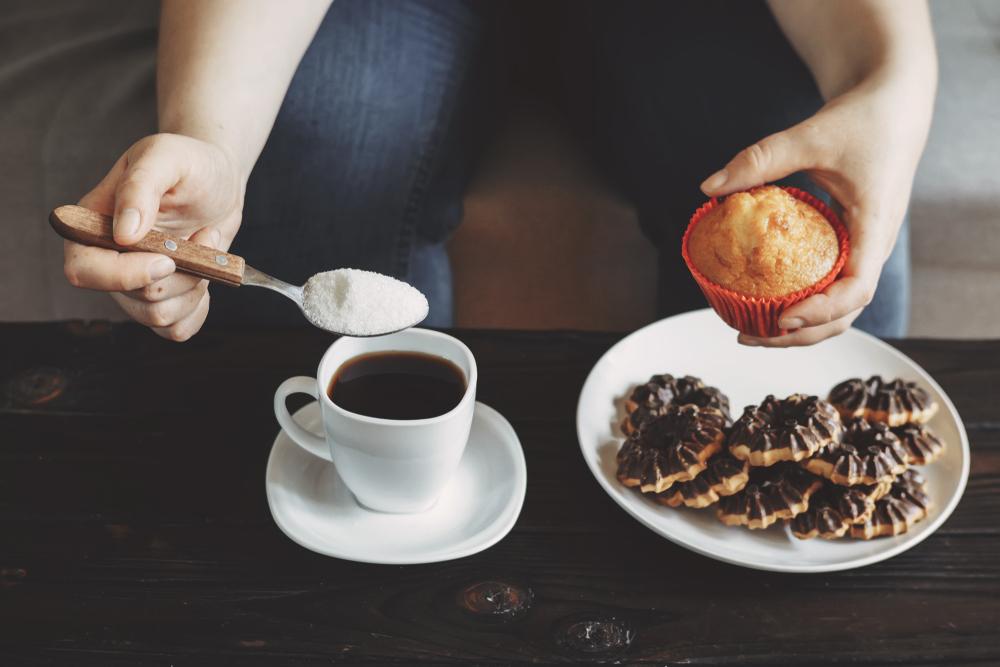 zuccheri nascosti, il caffè e le merende