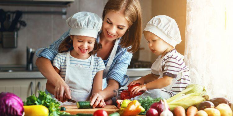 educazione all'alimentazione sana