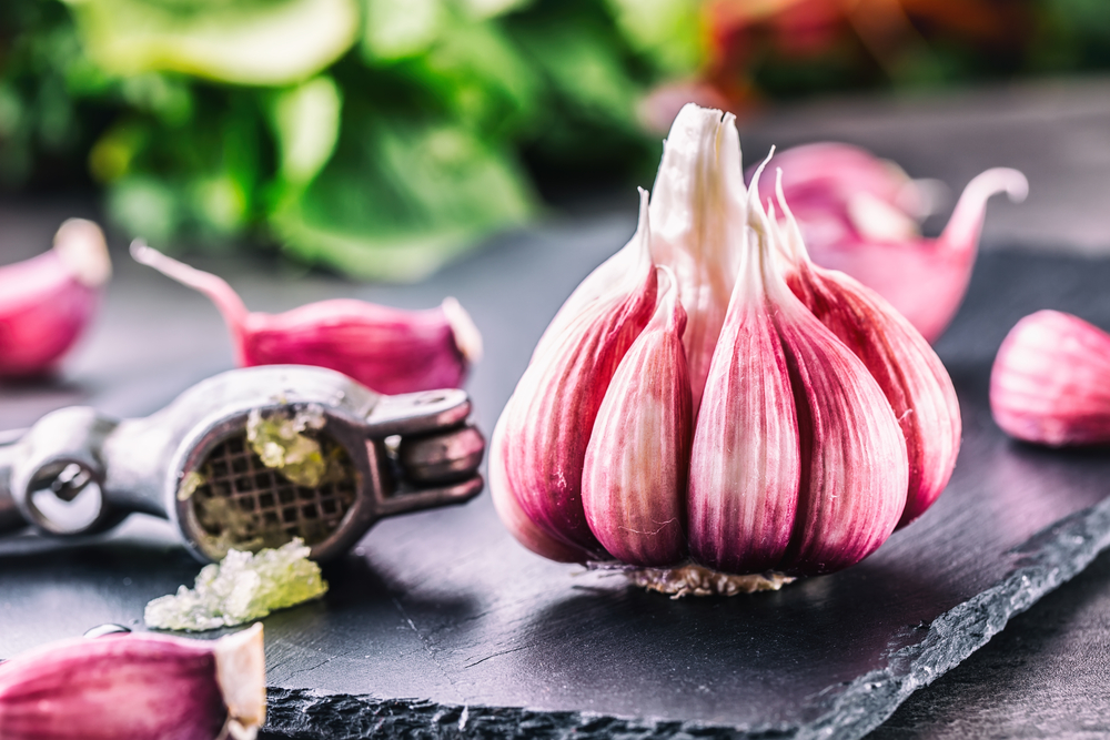 antinfiammatori naturali: aglio