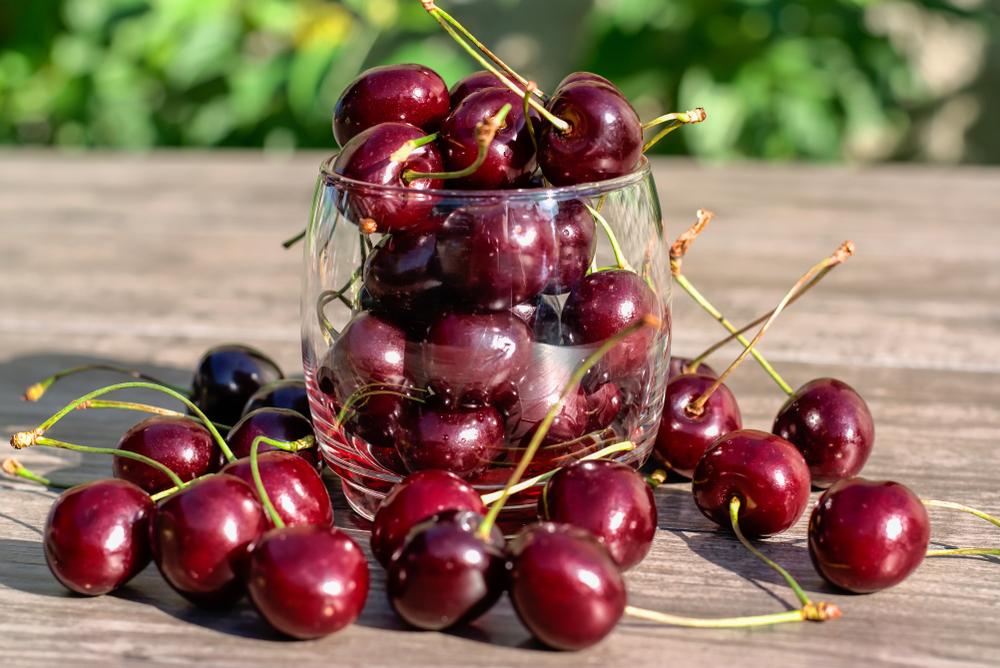 antinfiammatori naturali: le ciliege