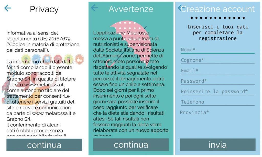 app di dieta della pancia zero per android