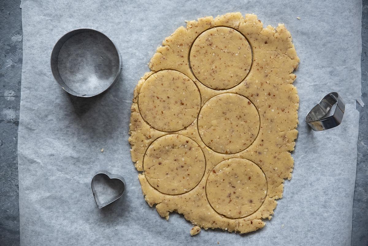 biscotti mandorle tre