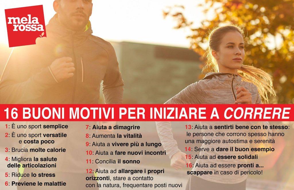 correre: benefici e perché