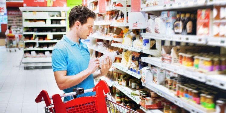 etichette alimenti: regolamento