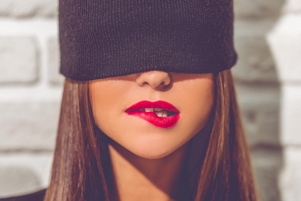 linguaggio del corpo: labbra
