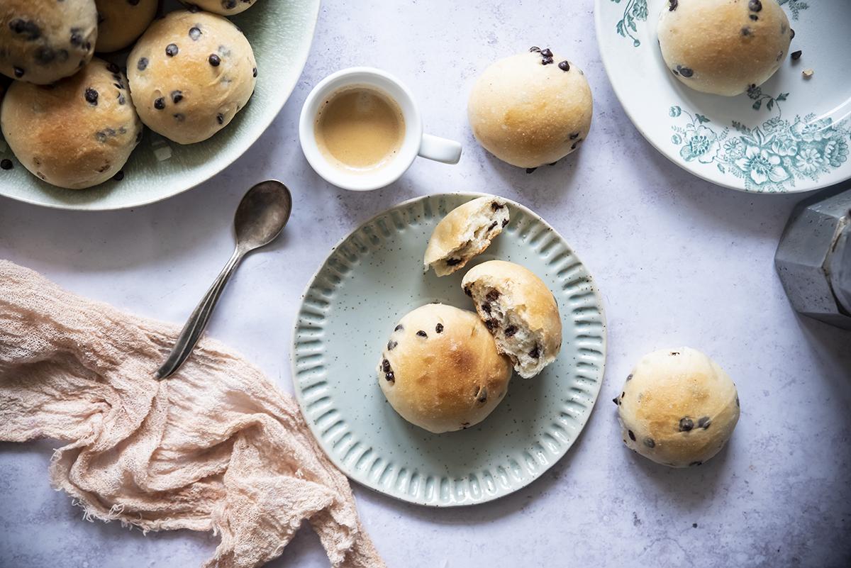 ricette colazione - Pangoccioli