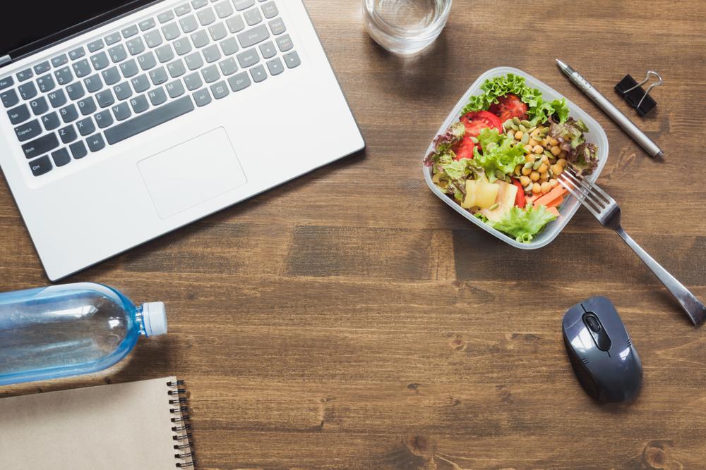 pranzo in ufficio