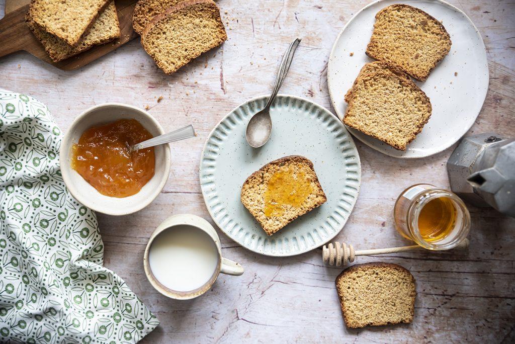 ricette colazione - fette biscottate