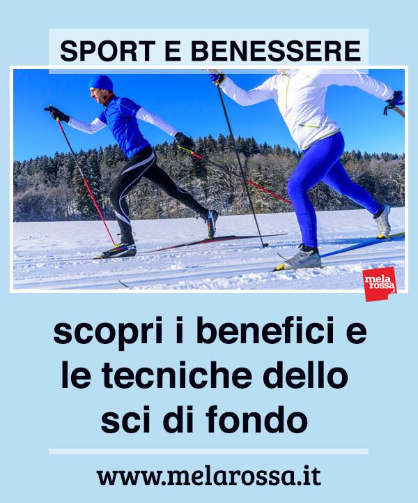 sci di fondo:  benefici, tecnica e preparazione atletica