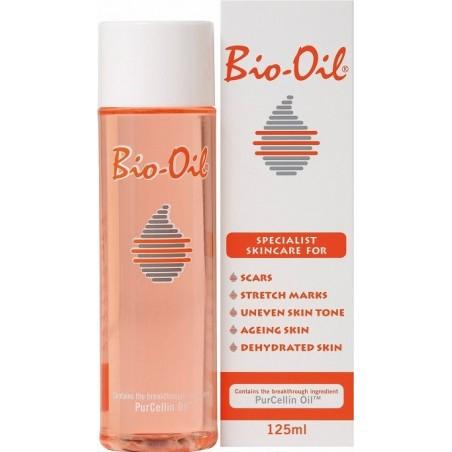 smagliature: bio oil