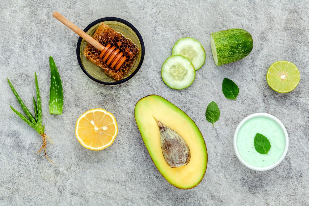 smagliature: creme fai-da-te con avocado