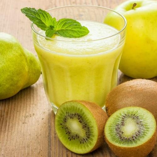 smoothie mela pera kiwi