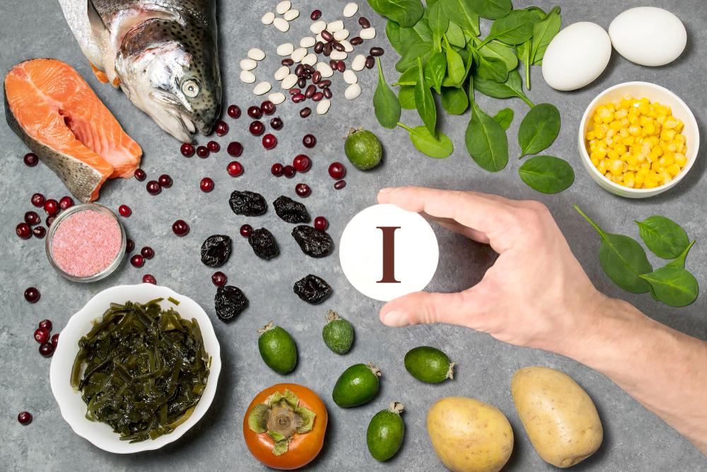 tiroide prevenzione dieta iodio