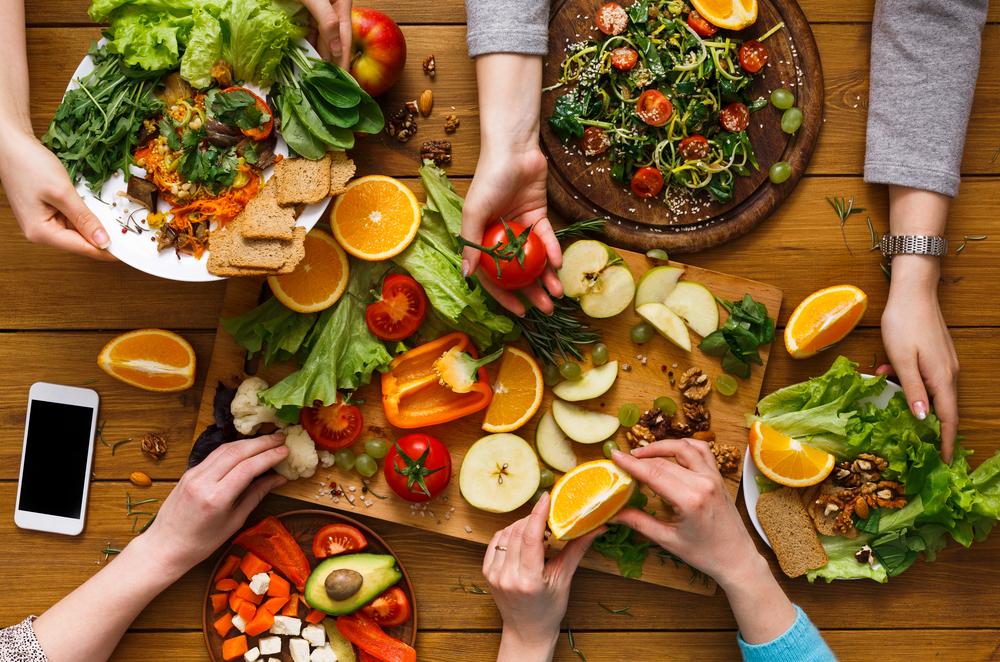 tumore ovaie: alimentazione