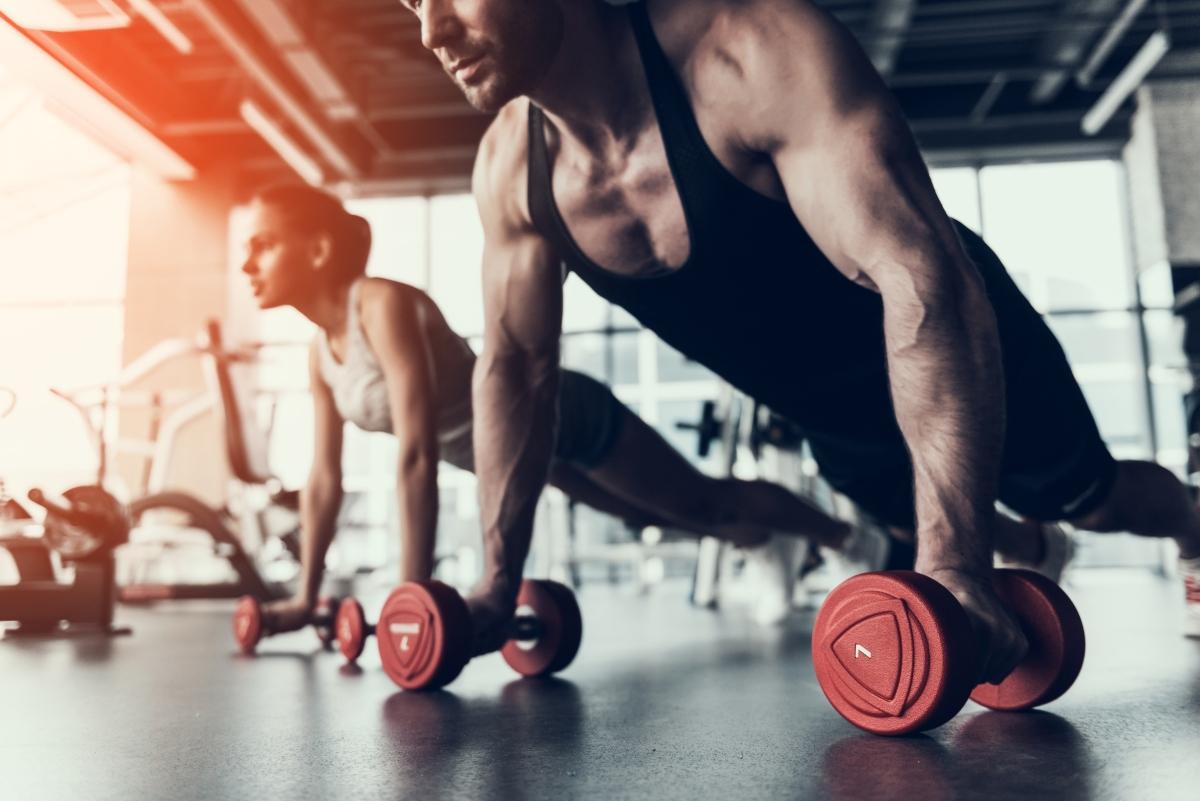 workout a casa: guida illustrata per uomini e donne