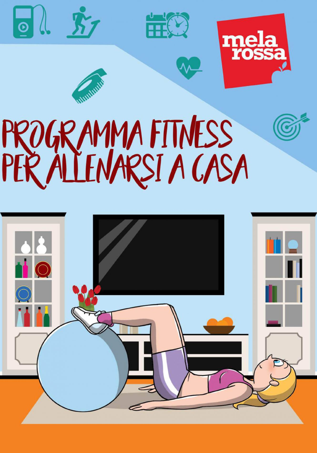 workout a casa: guida illustrata