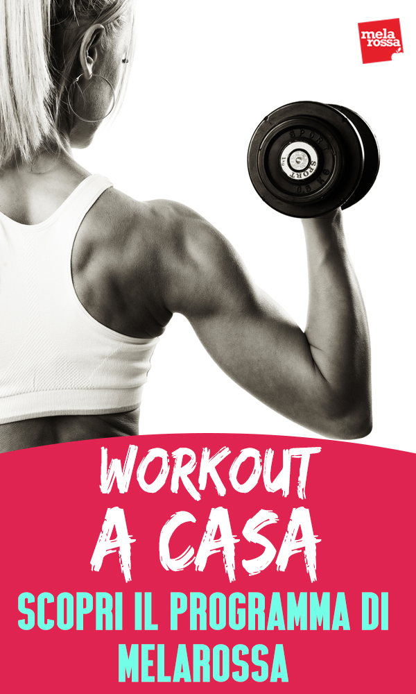 workout a casa: programma allenamento full body