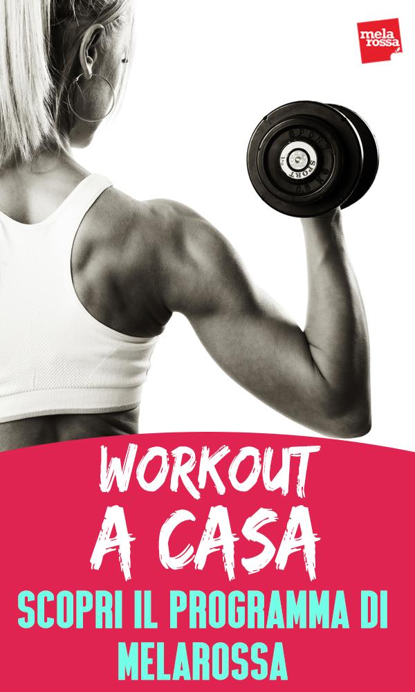 workout a casa: programma allenamento full body