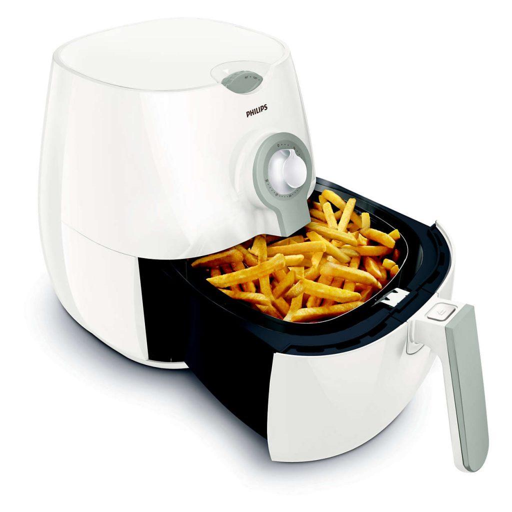 metodi di cottura sani: friggitrice