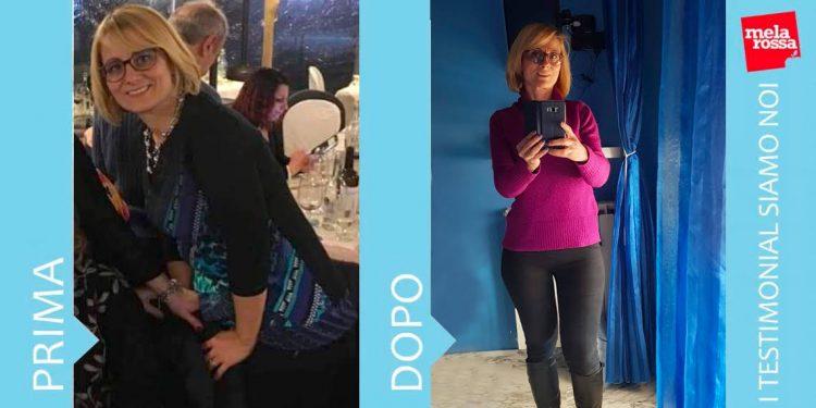 dieta Melarossa: testimonial , -20 chili