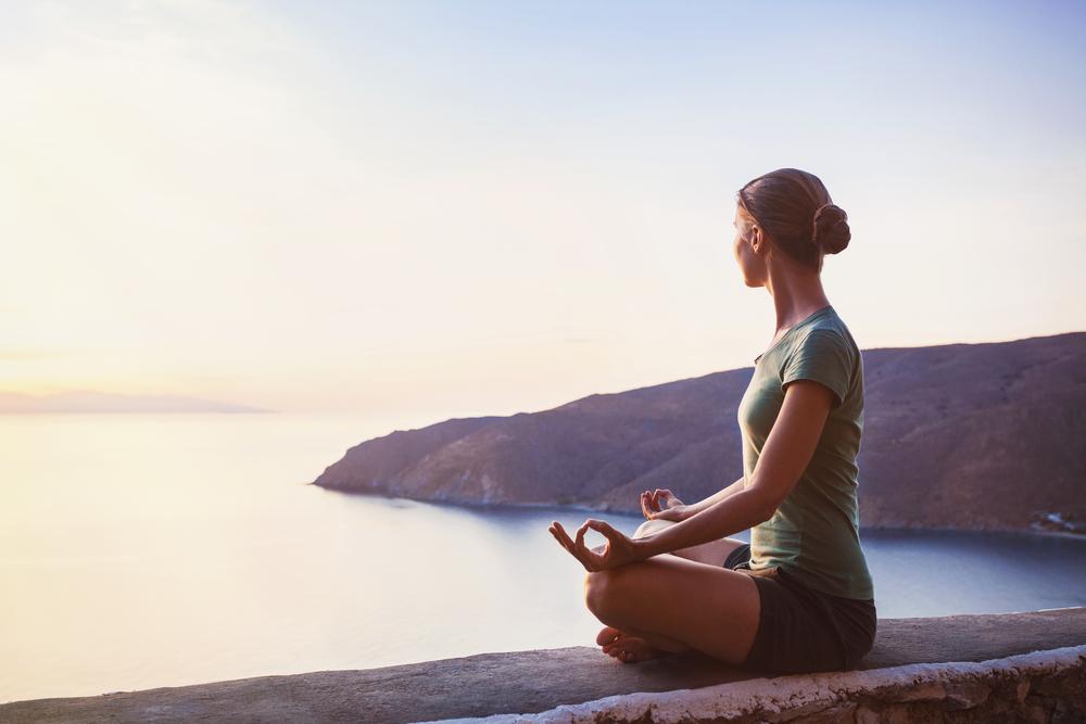 chakra: posizione del loto