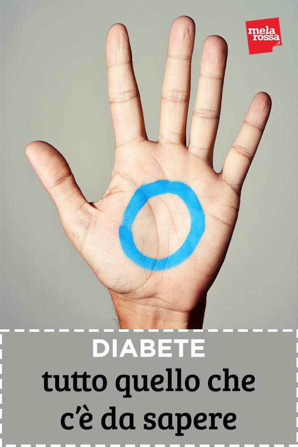 diabete: guida pinterest