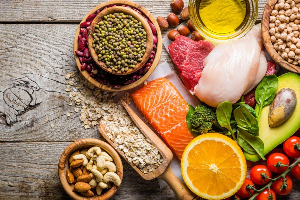 dieta per il diabete, l'alimentazione giusta