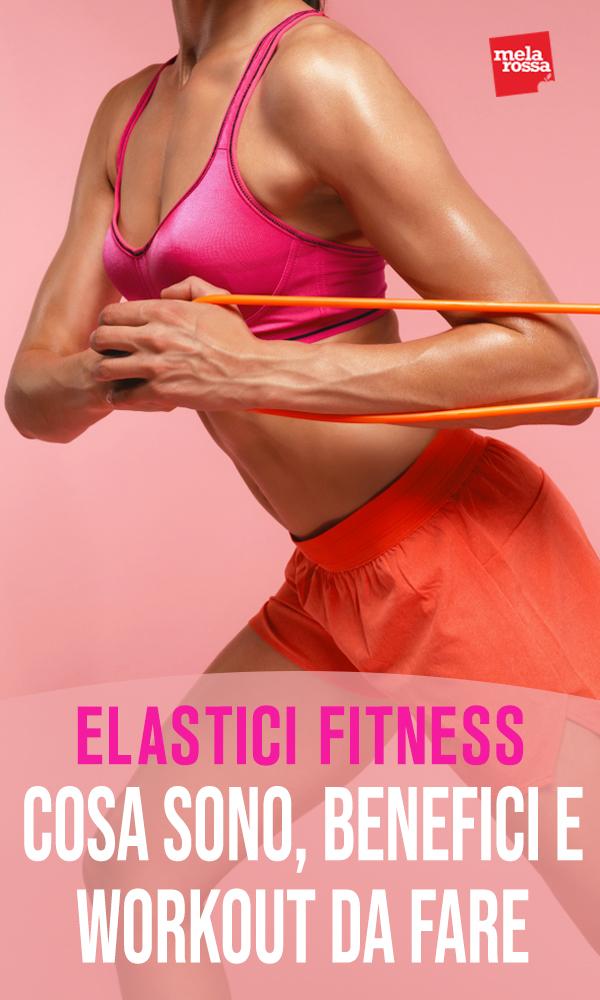 elastici fitness: pinterest