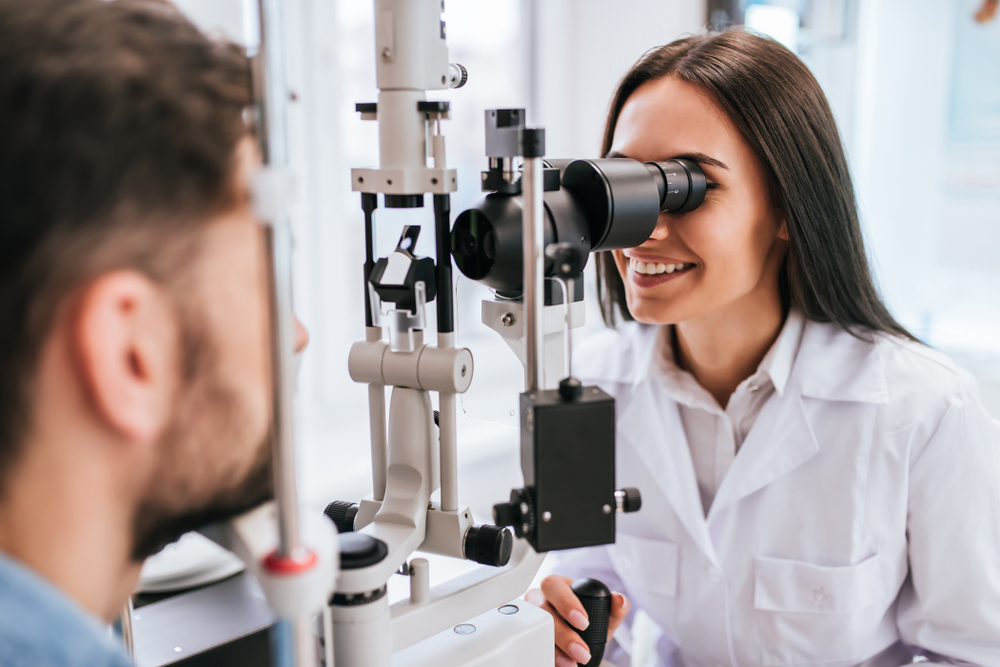 Diabete: esame degli occhi
