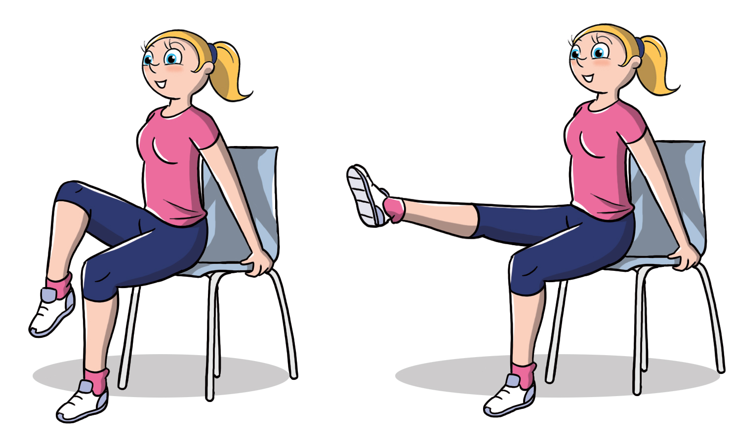 esercizio anticellulite efficace: addominali