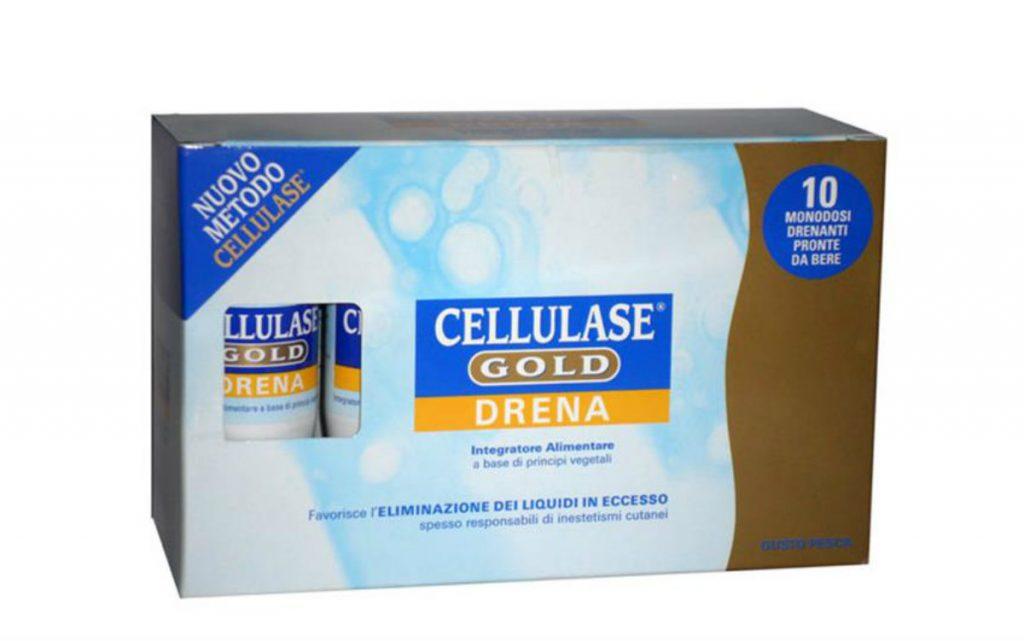 farmaci per la cura della cellulite, cellulase gold advanced