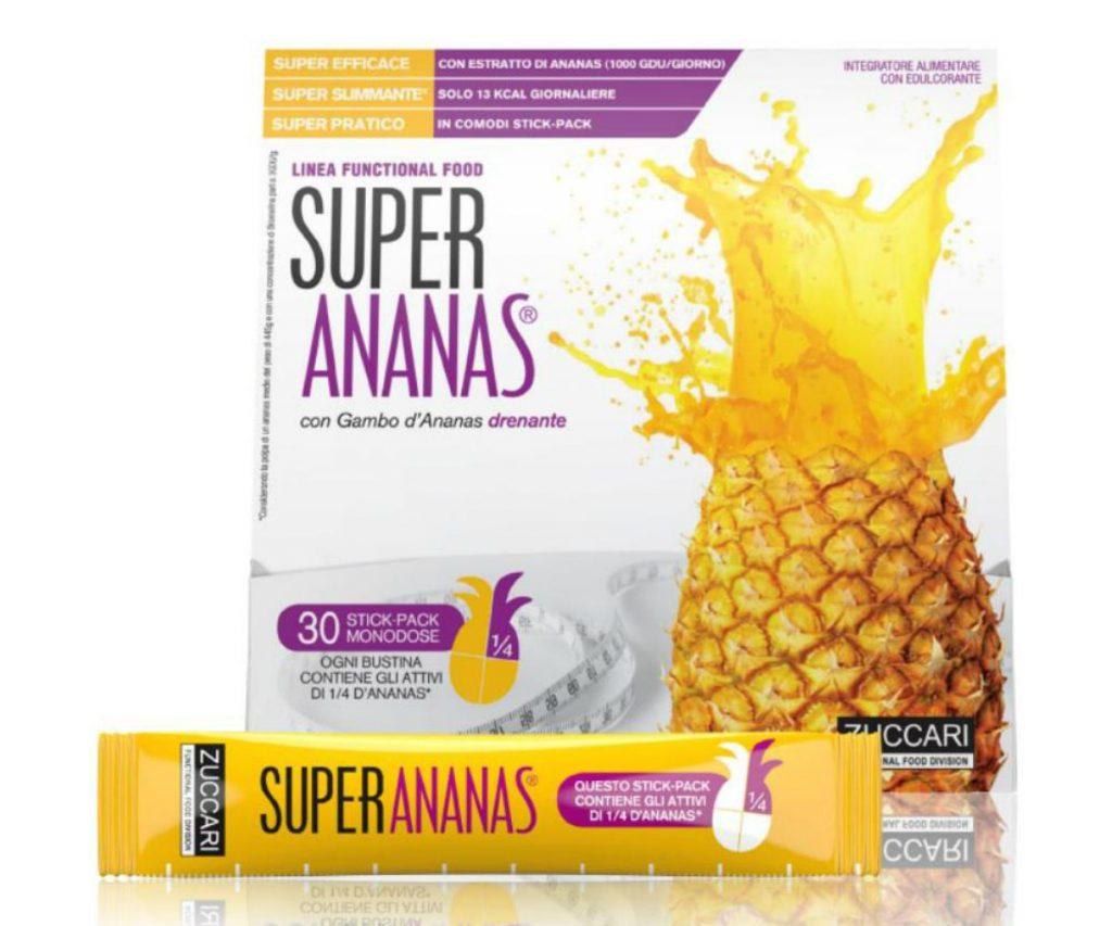 farmaci per la cura della cellulite,  super ananas in stick