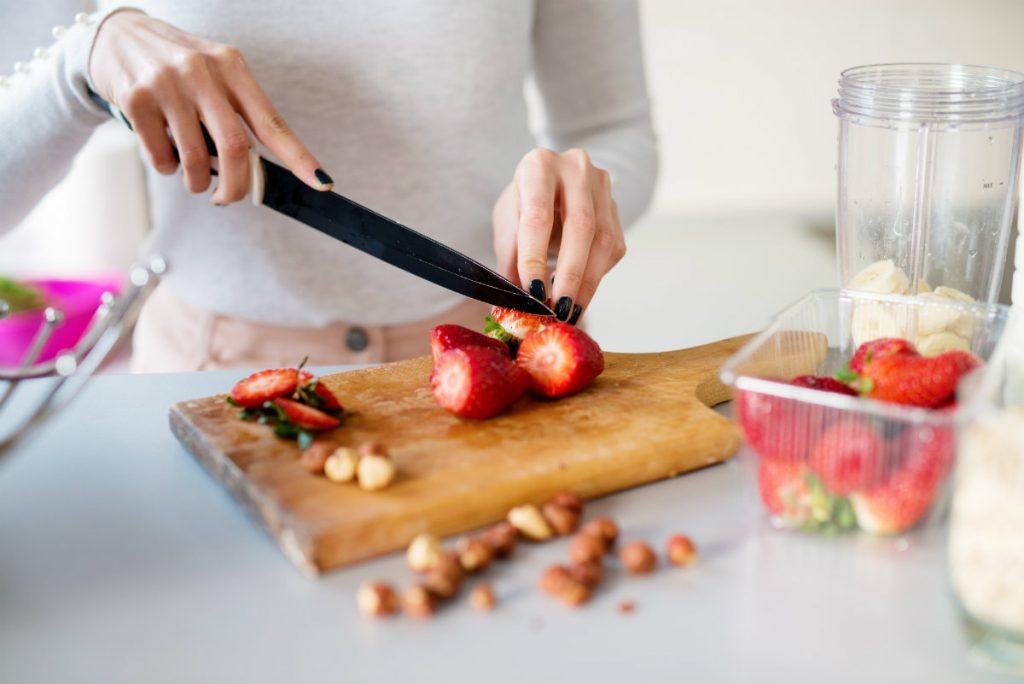 fragole, come trattarle in cucina