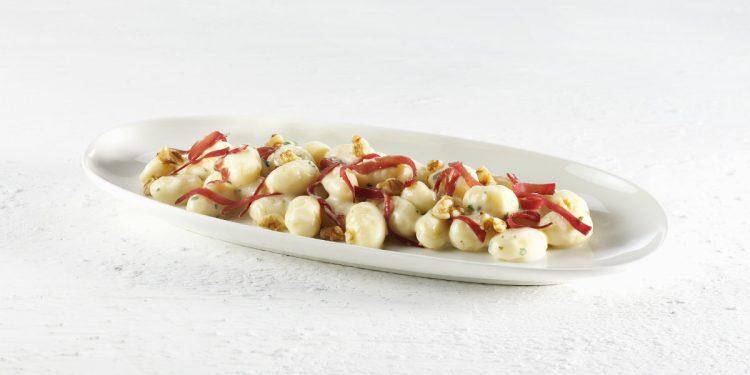 gnocchi di patate bresaola