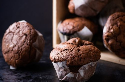 muffin light al cioccolato